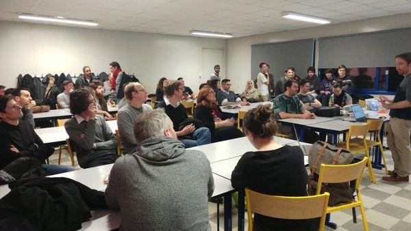 Meetup AFUP - Février