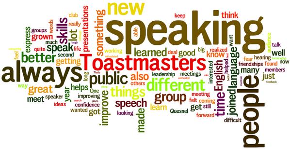 Online - Public Speaking and Leadership Training