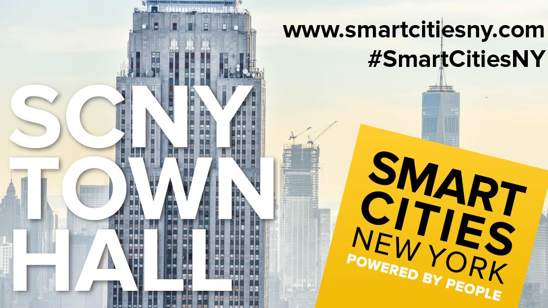 Smart Cities New York Town Hall