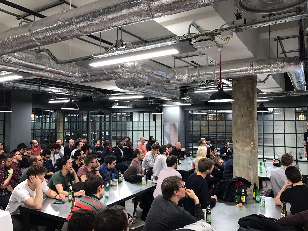 #LNM - London Node.js Meetup
