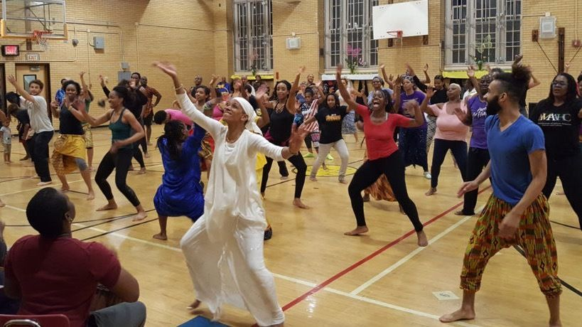 Free and Affordable Yoga, Meditation, African Dance Classes