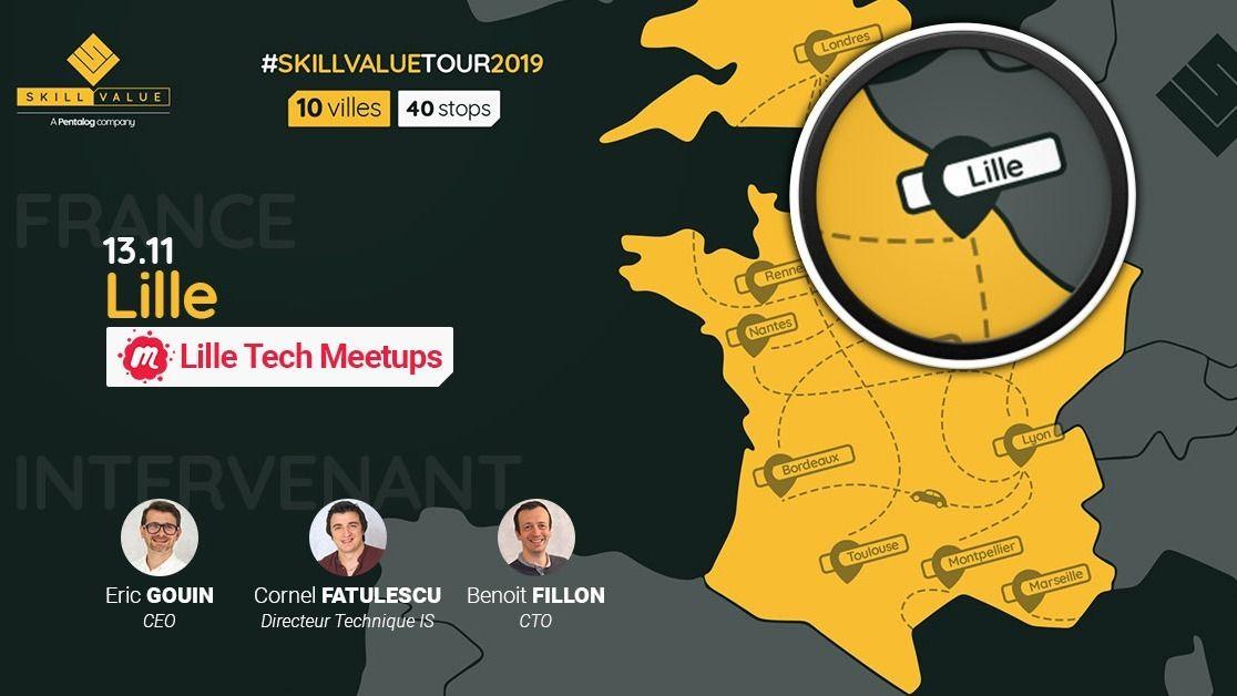 Lille Tech Meetups