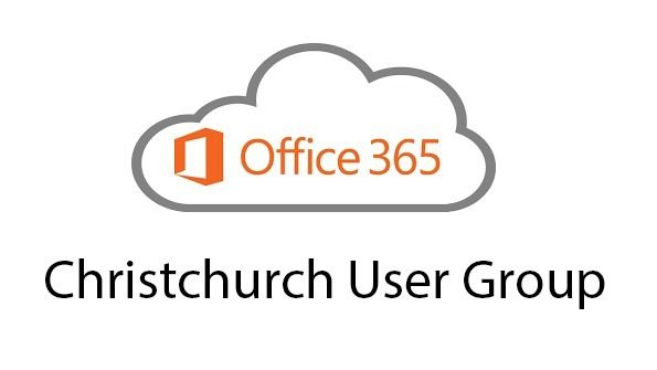 Christchurch Office 365 and SharePoint User Group