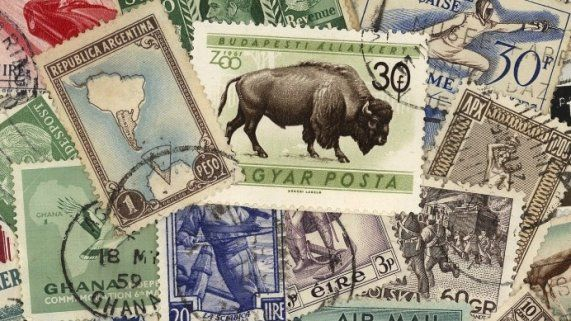 Stamp Collectors Club