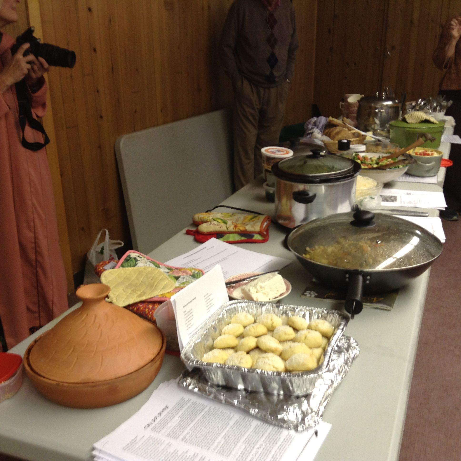 Lebanon Gourmet Cooking Meetup