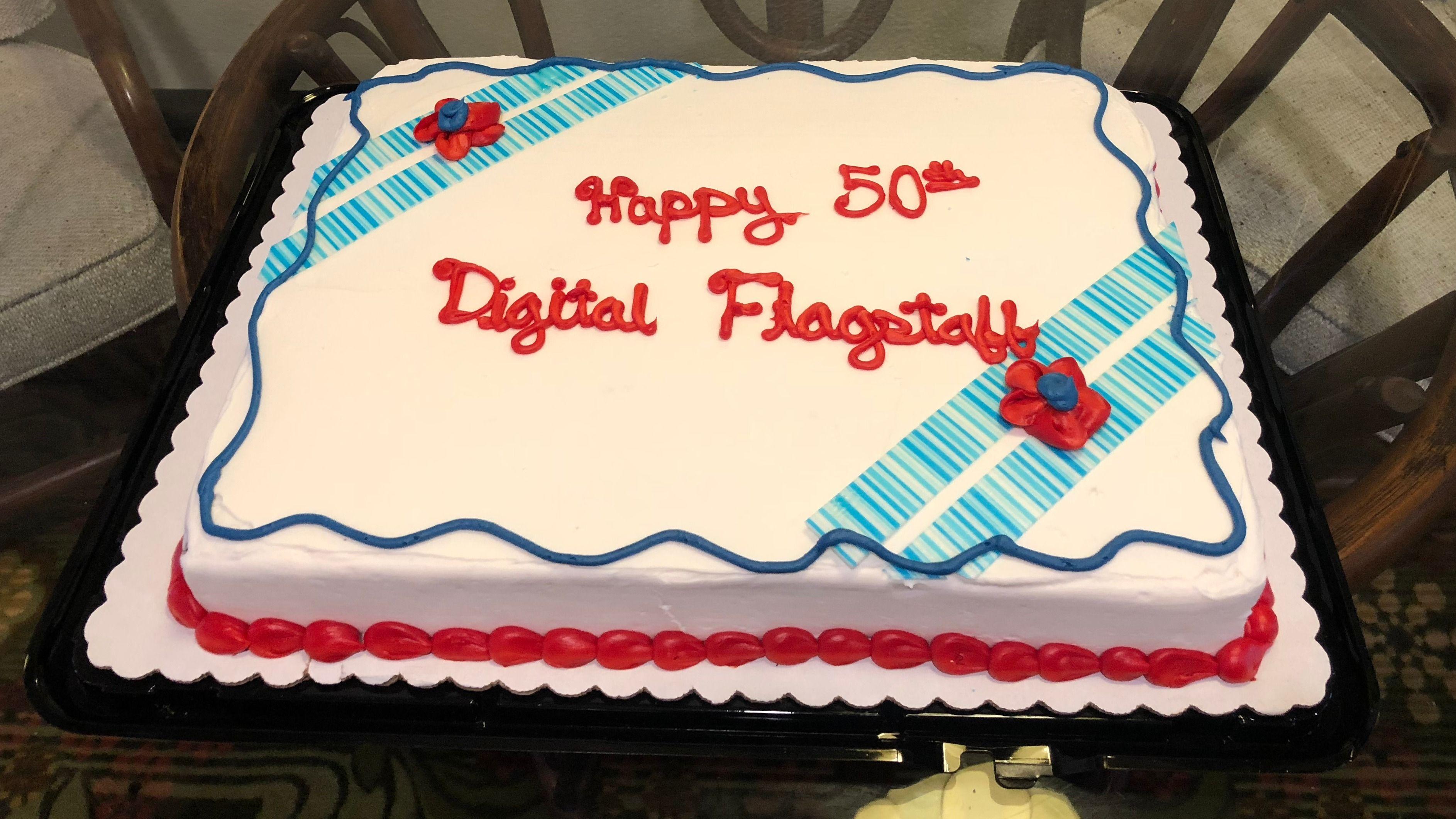 Digital Flagstaff