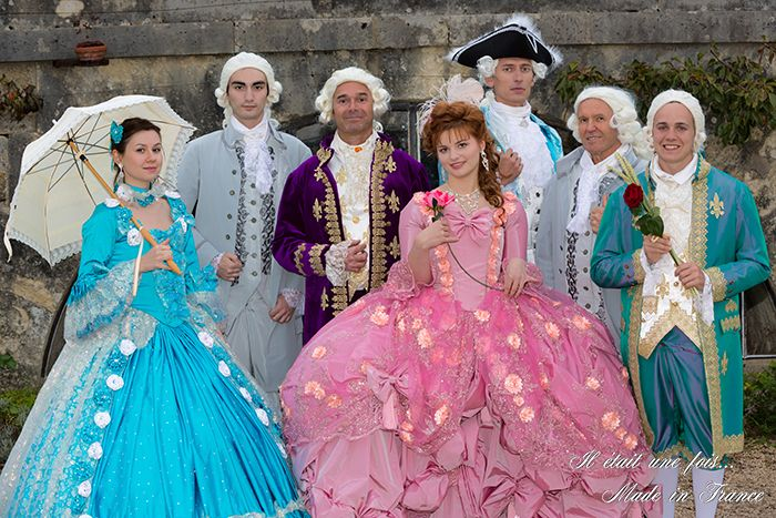 Meetup Photo costumes extraordinaires Paris et Picardie