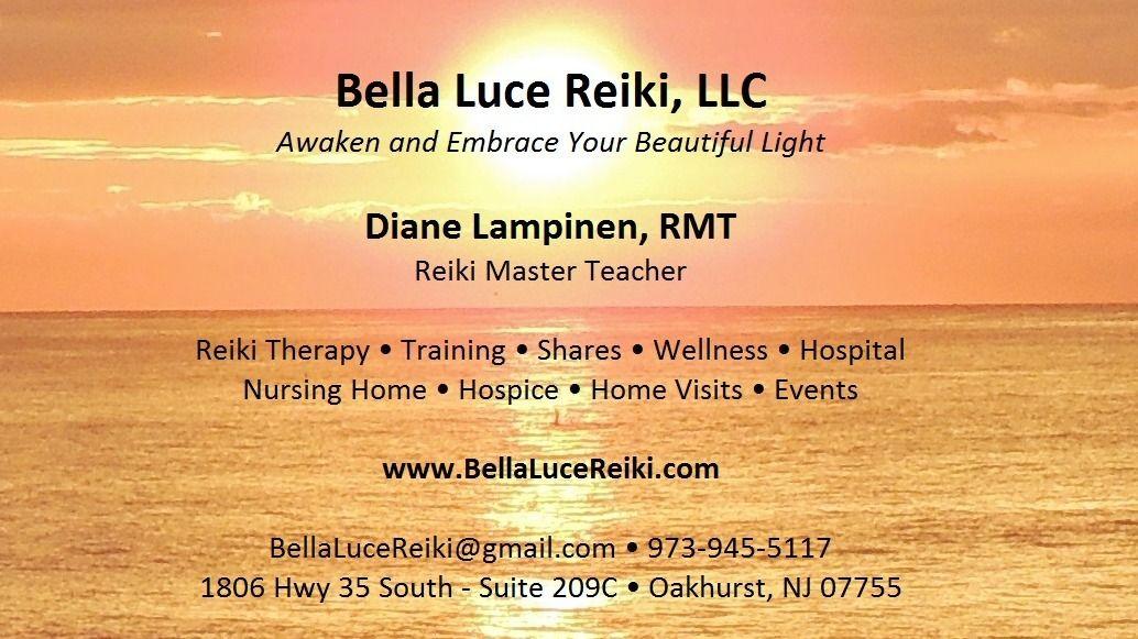 Bella Luce Reiki of Monmouth