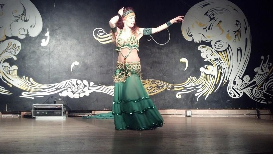 Classical and Modern Bellydance