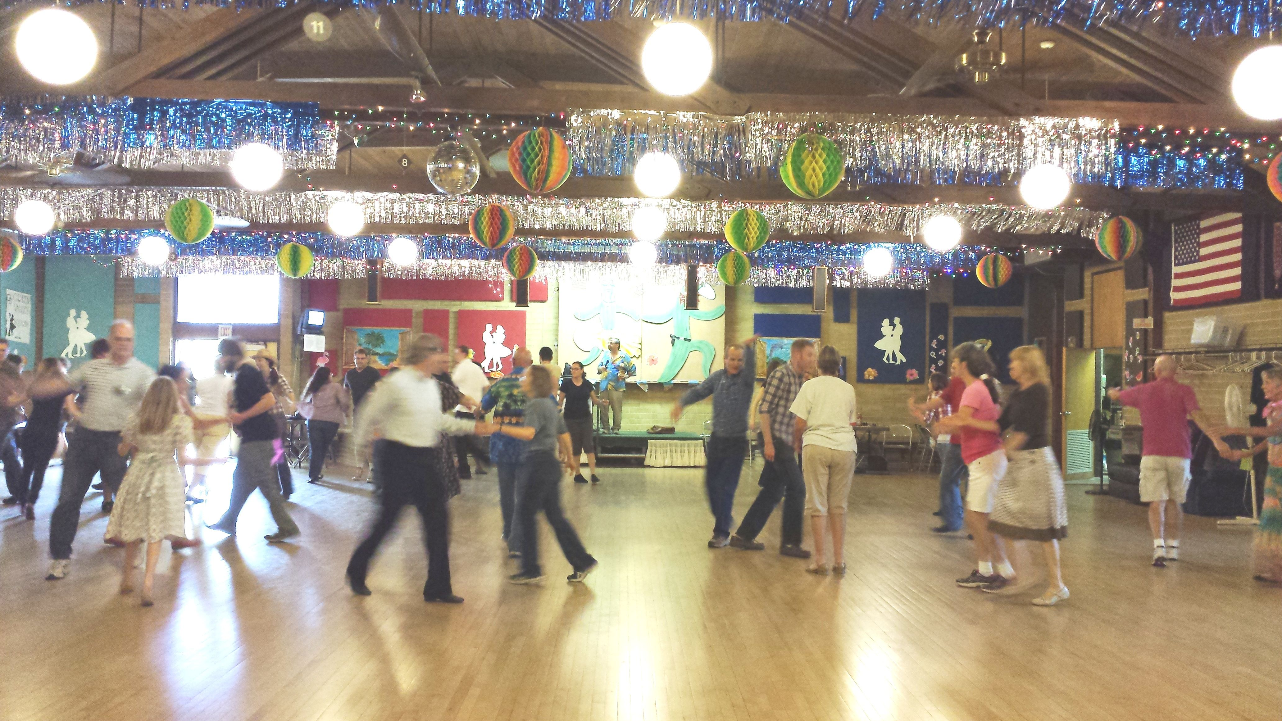 Cool to be Square Dancers