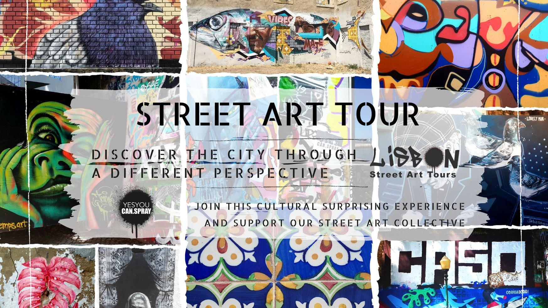 LISBON STREET ART WALK