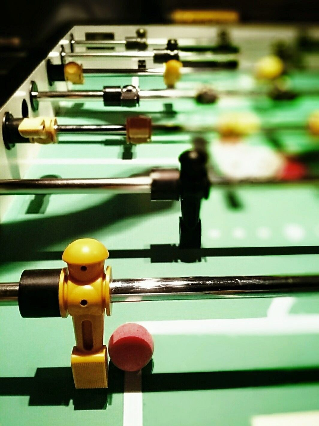 Foosball night @ Globe Bar
