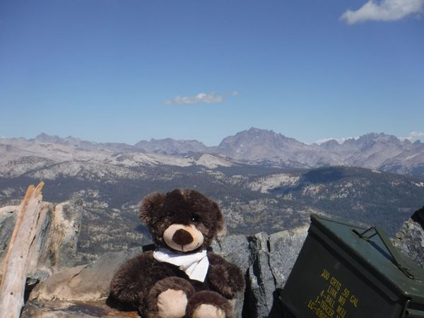 Otto S Backpacking Adventures Sierra National Forest