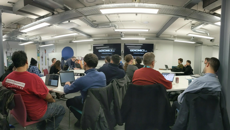 Cambridge Python User Group (CamPUG)