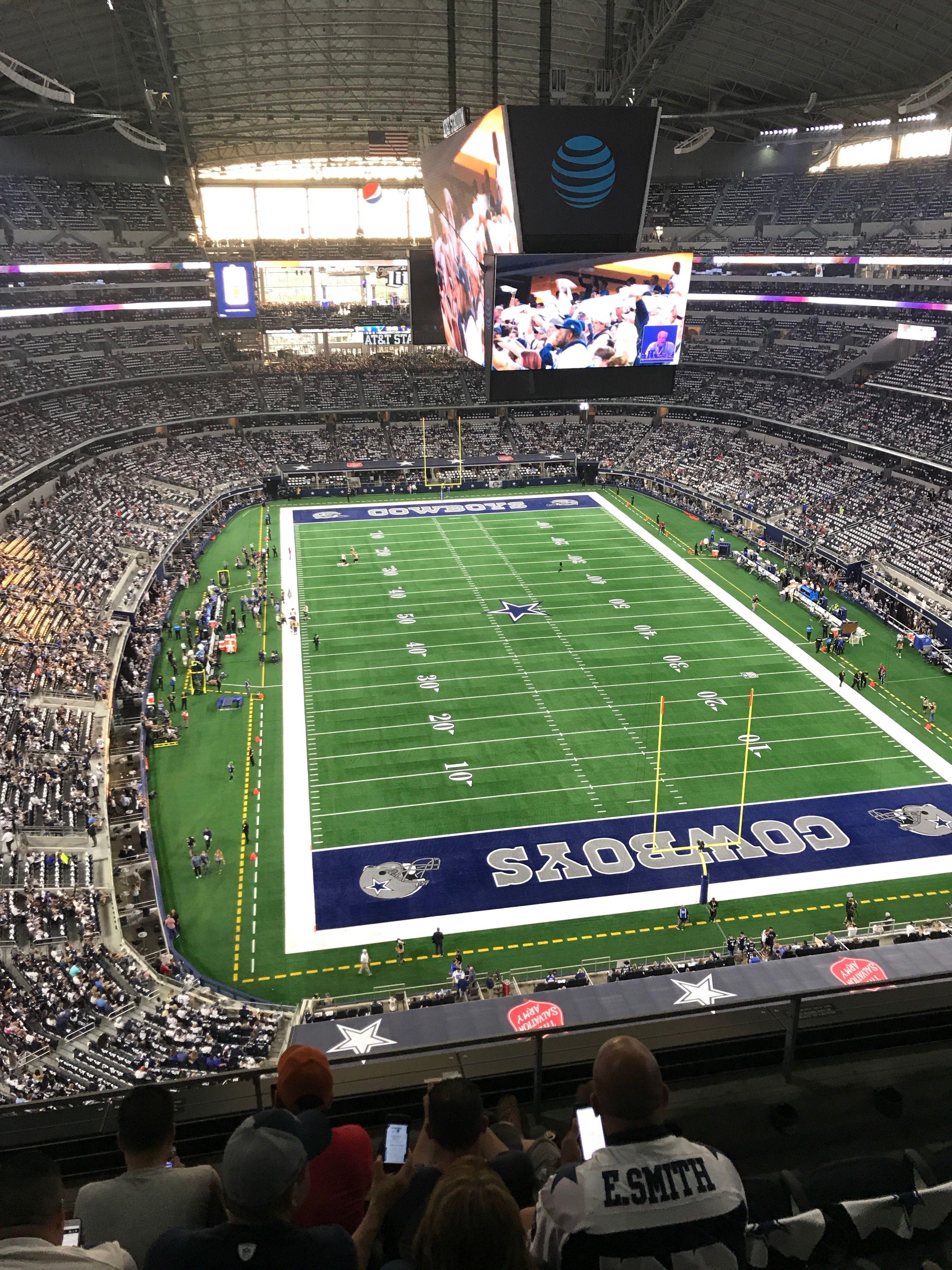 The Original Dallas Cowboys' NYC Hardcore Fan Club