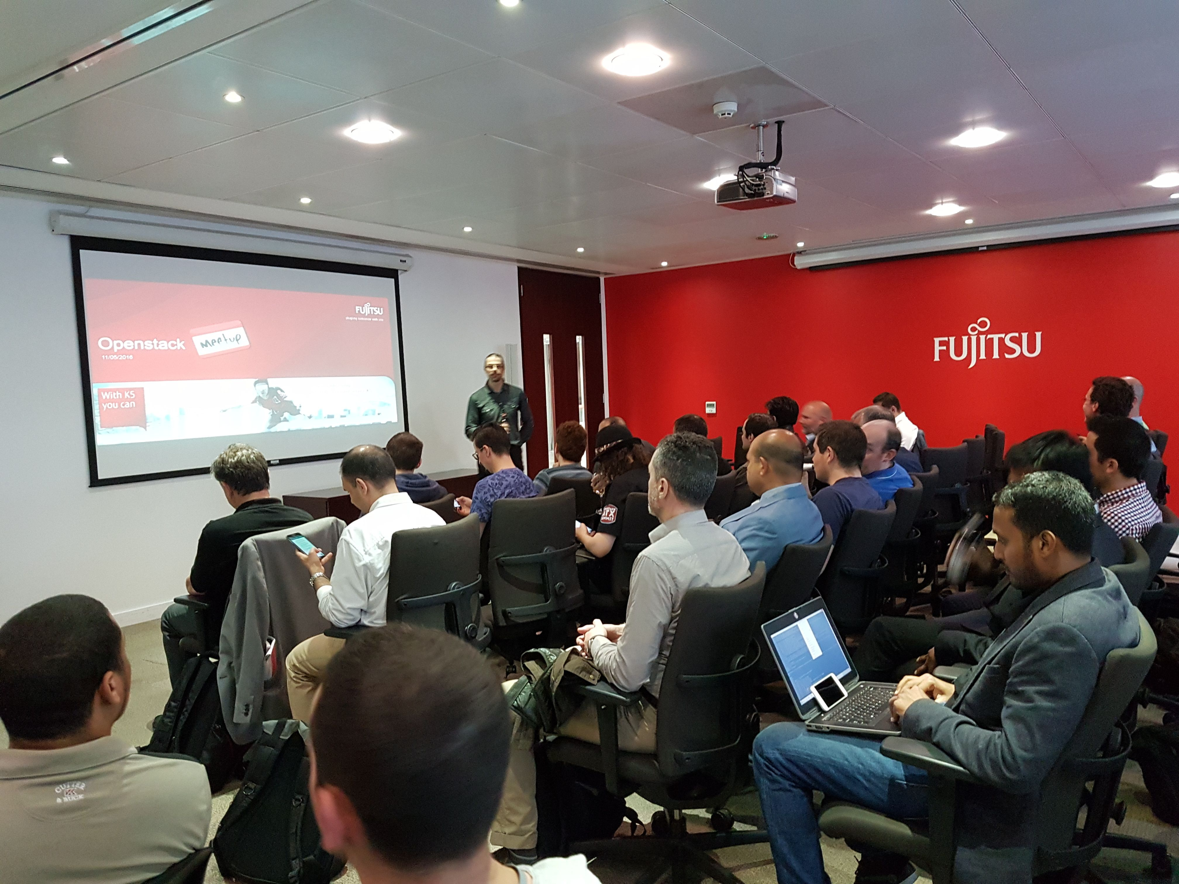 London OpenInfra Meetup