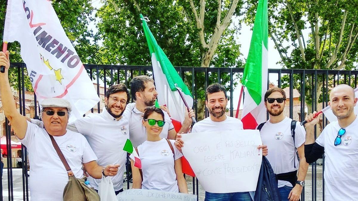 Meetup Amici di Beppe Grillo Madrid