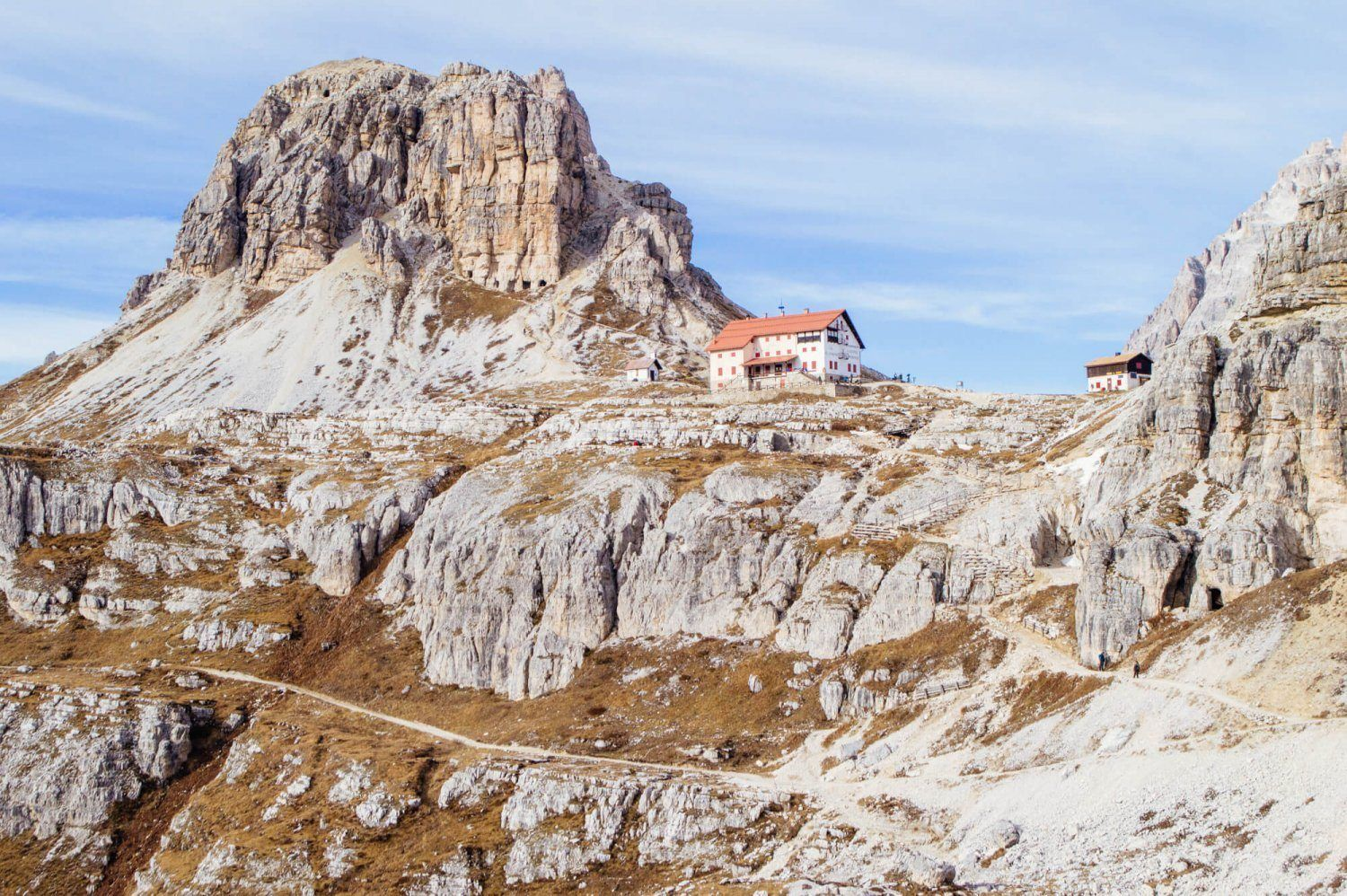 An Adventure in the Dolomites