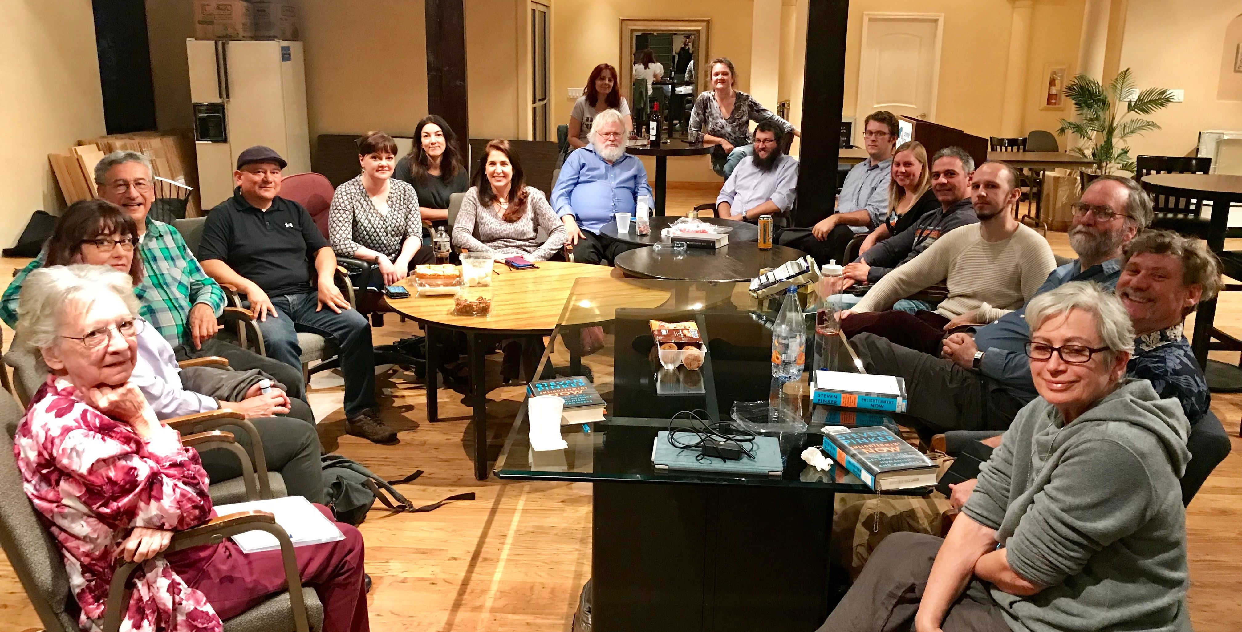 The Greater L.A. Skeptics Meetup Group