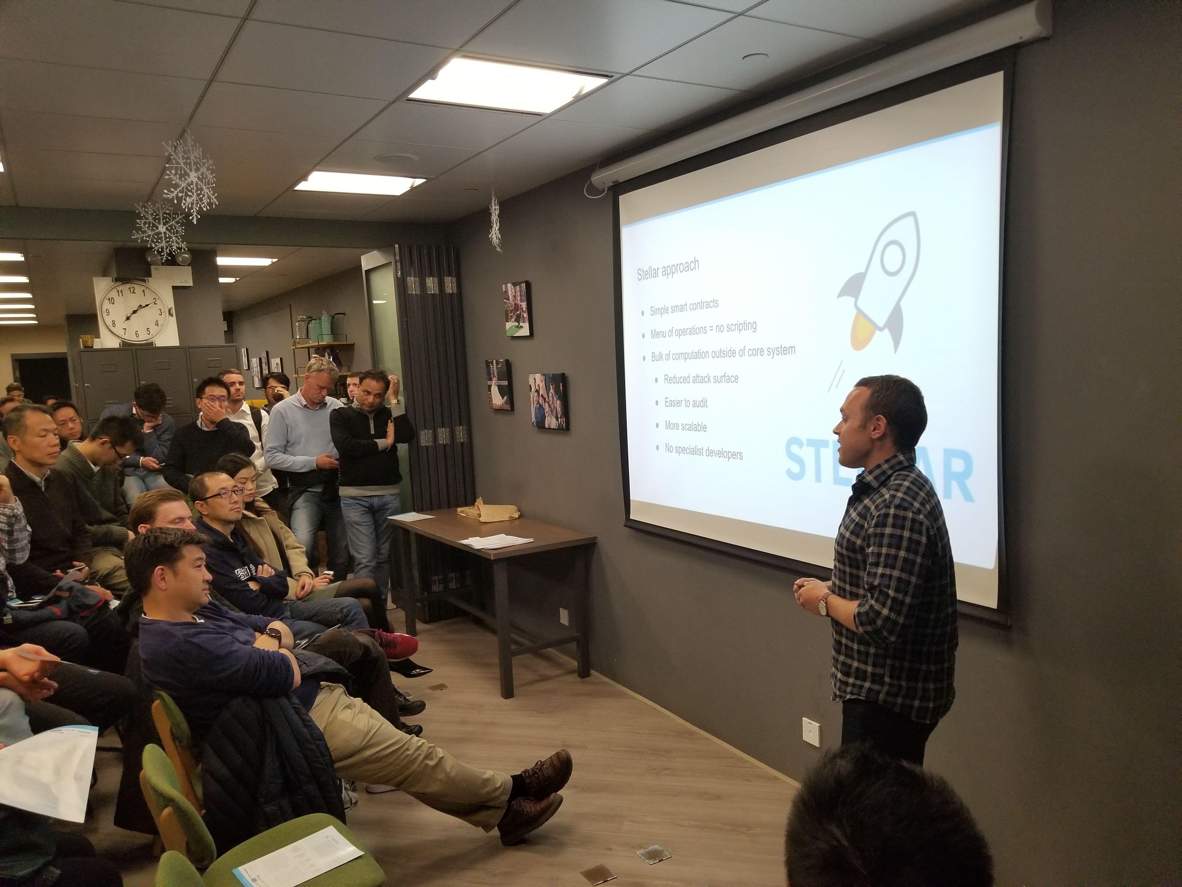 Stellar HK - Blockchain, Cryptocurrency, Fintech Meetup