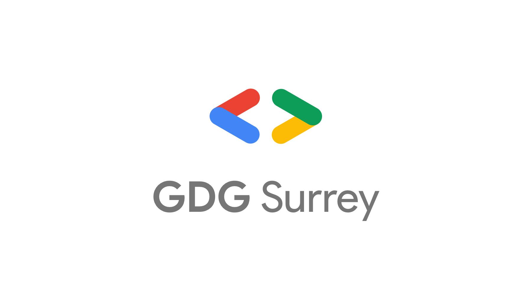 Google Developers Group Surrey