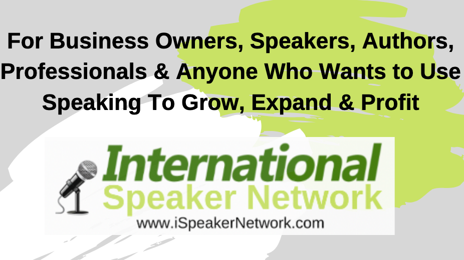 International Speaker Network