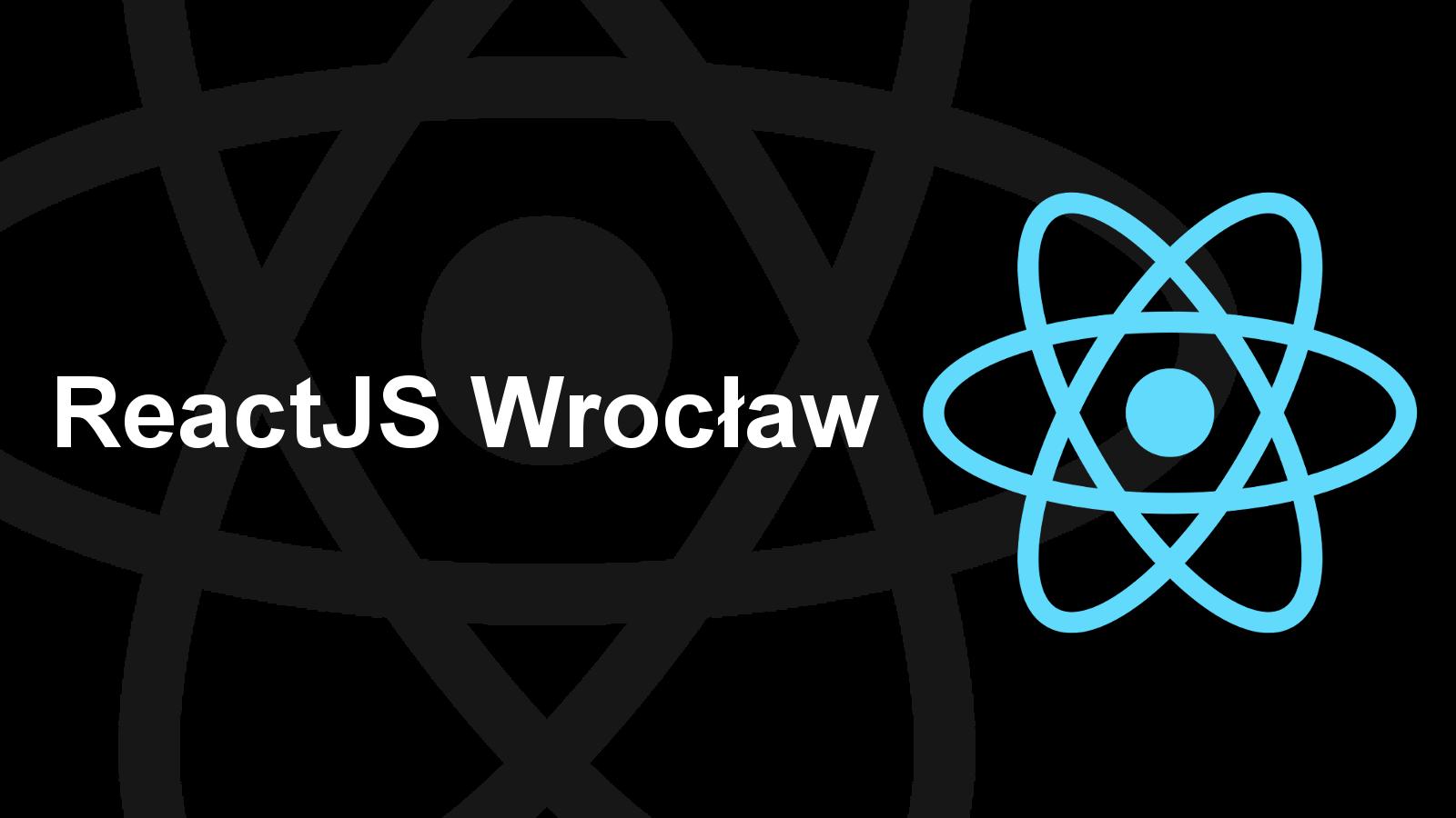 ReactJS Wrocław
