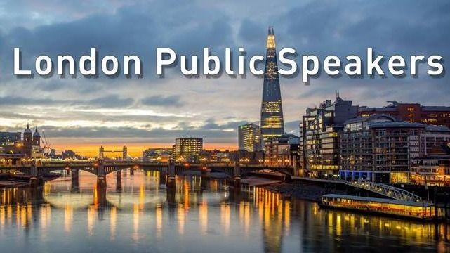 London Public Speakers FREE Meetup - Mondays