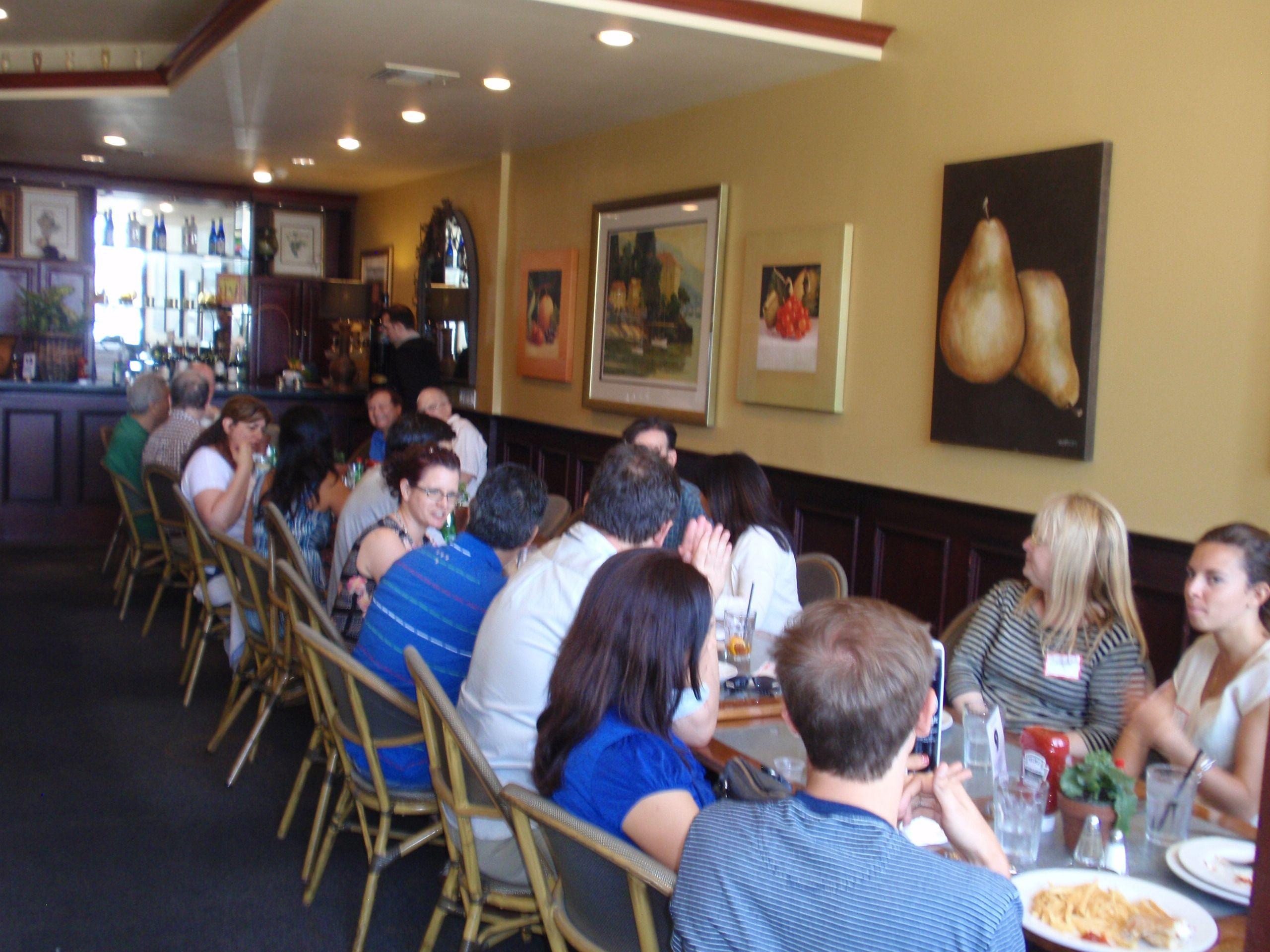Hollywood and Westside Los Angeles Italian Language Meetup