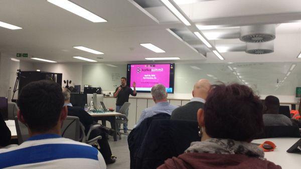 Apache Kafka London (London, United Kingdom)   Meetup