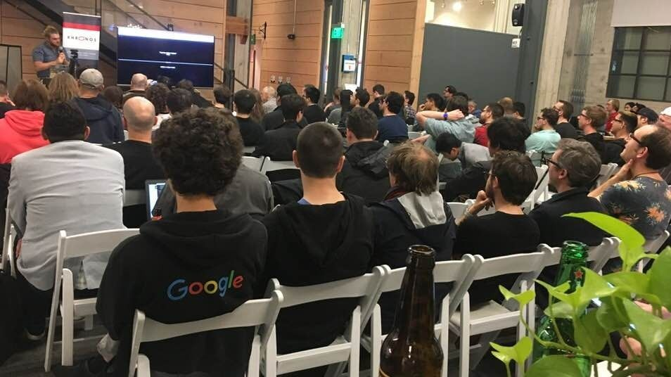 Silicon Valley WebGL/WebVR Meetup