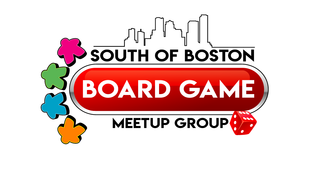 South of Boston board game group meetup