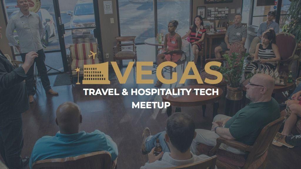 Vegas Travel & Hospitality Tech by TESTBED.VEGAS