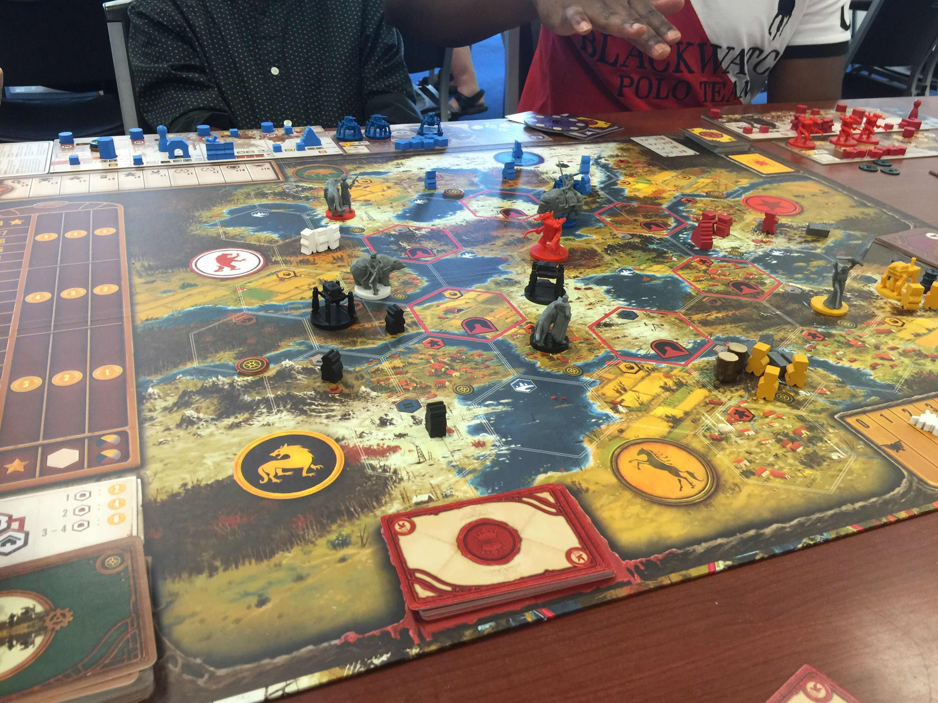 The Twin Cities Board Games Group