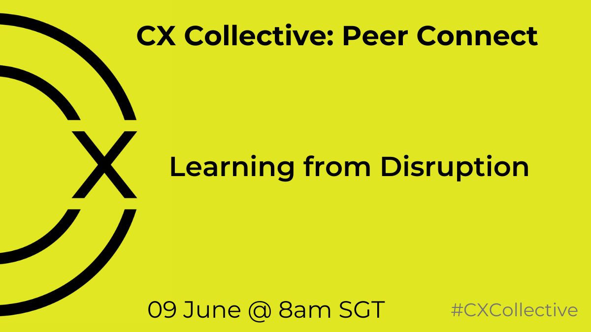 Peer Connect - Learning from Disruption