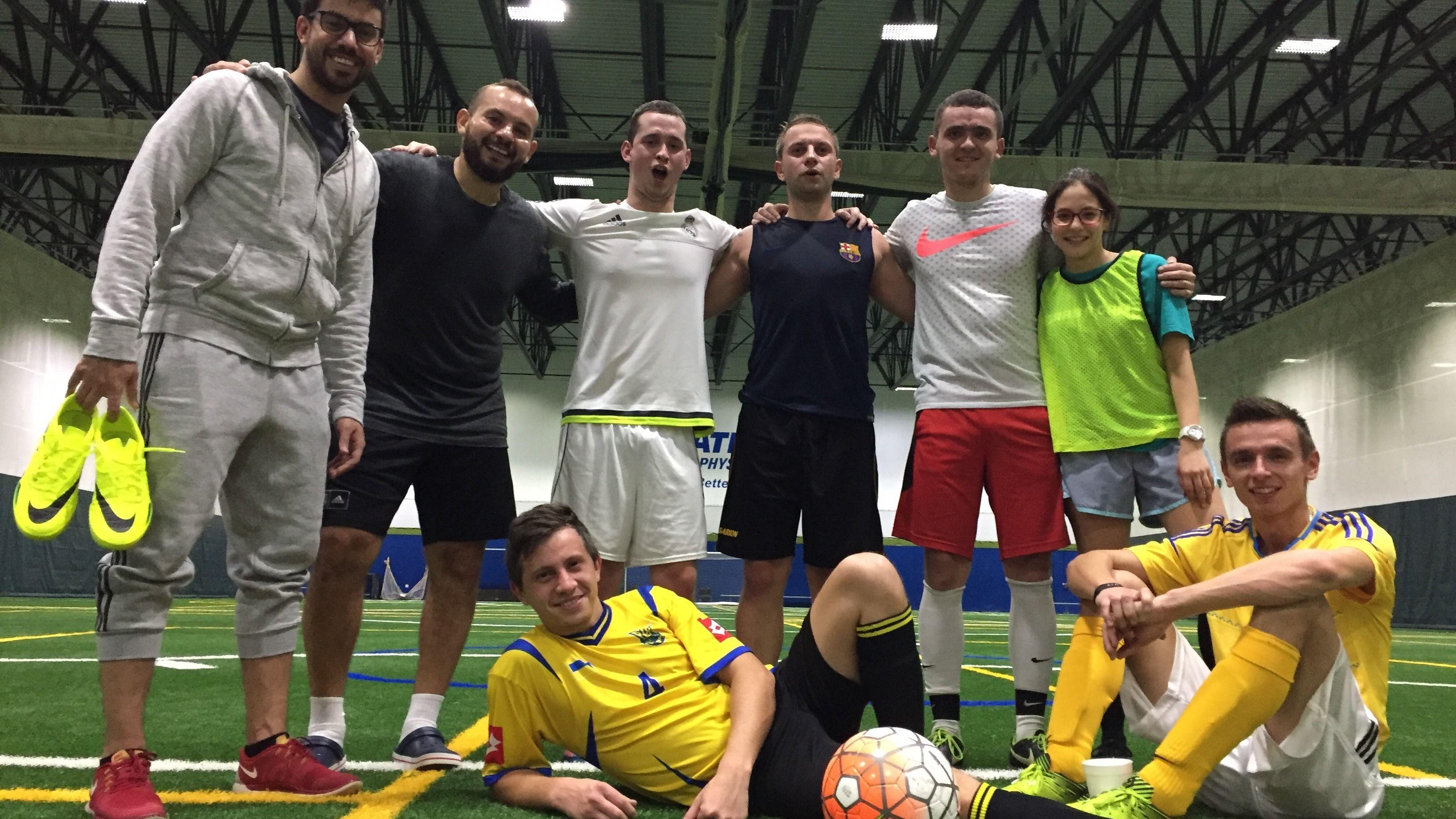 Grab a Game - Suburban Soccer