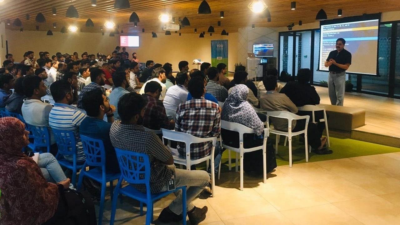 Java User Group - Hyderabad