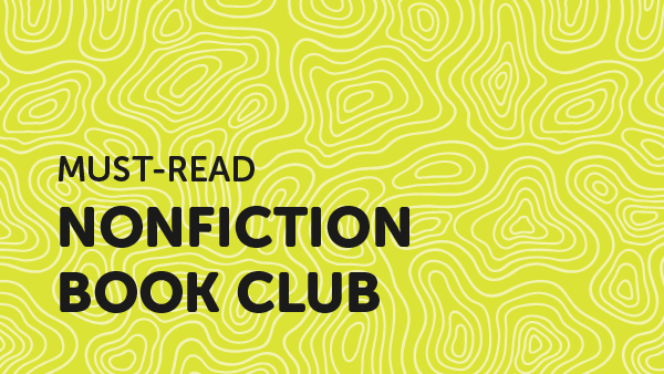 Must-read Nonfiction Book Club