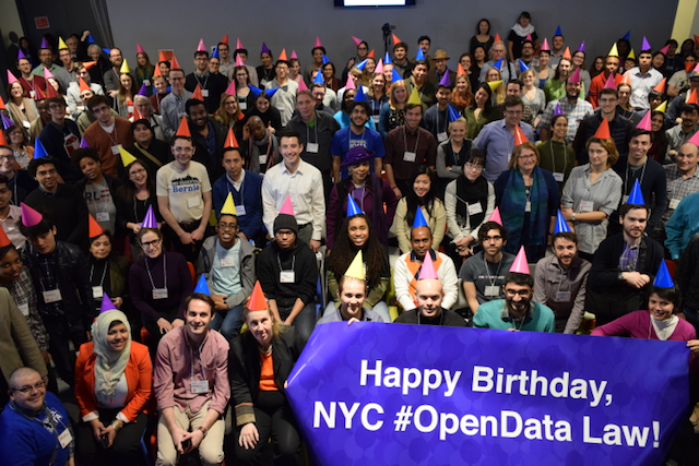 #BetaNYC, NYC's open data, open gov, & civic tech community