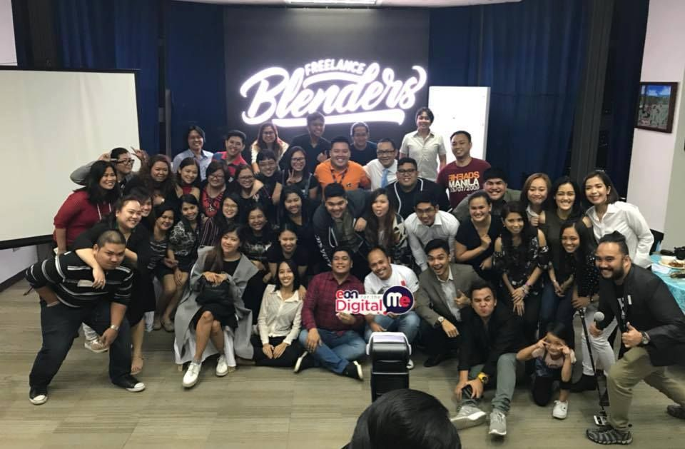 Freelance Blend Manila