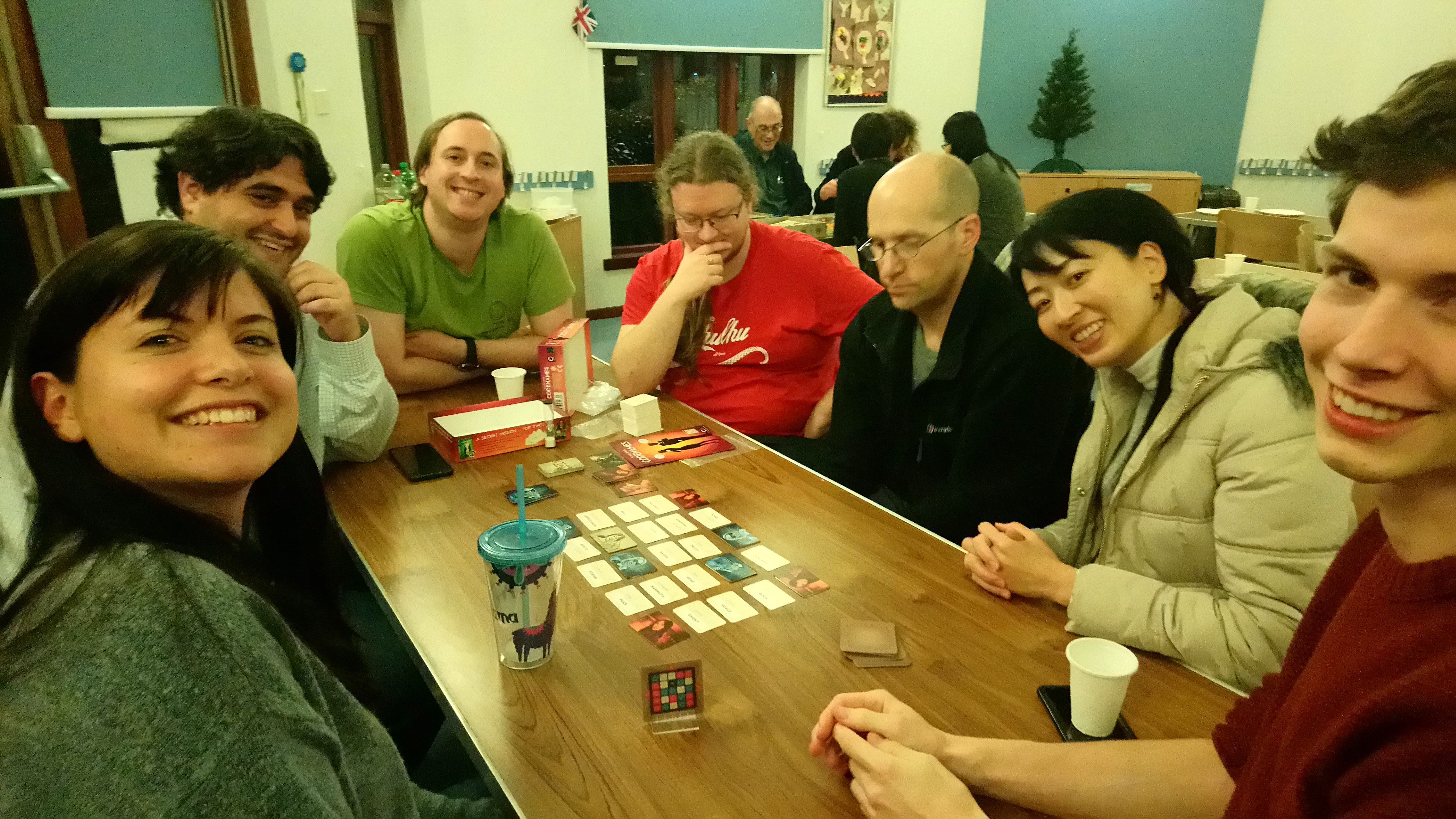 Victory Point Board Games Evening