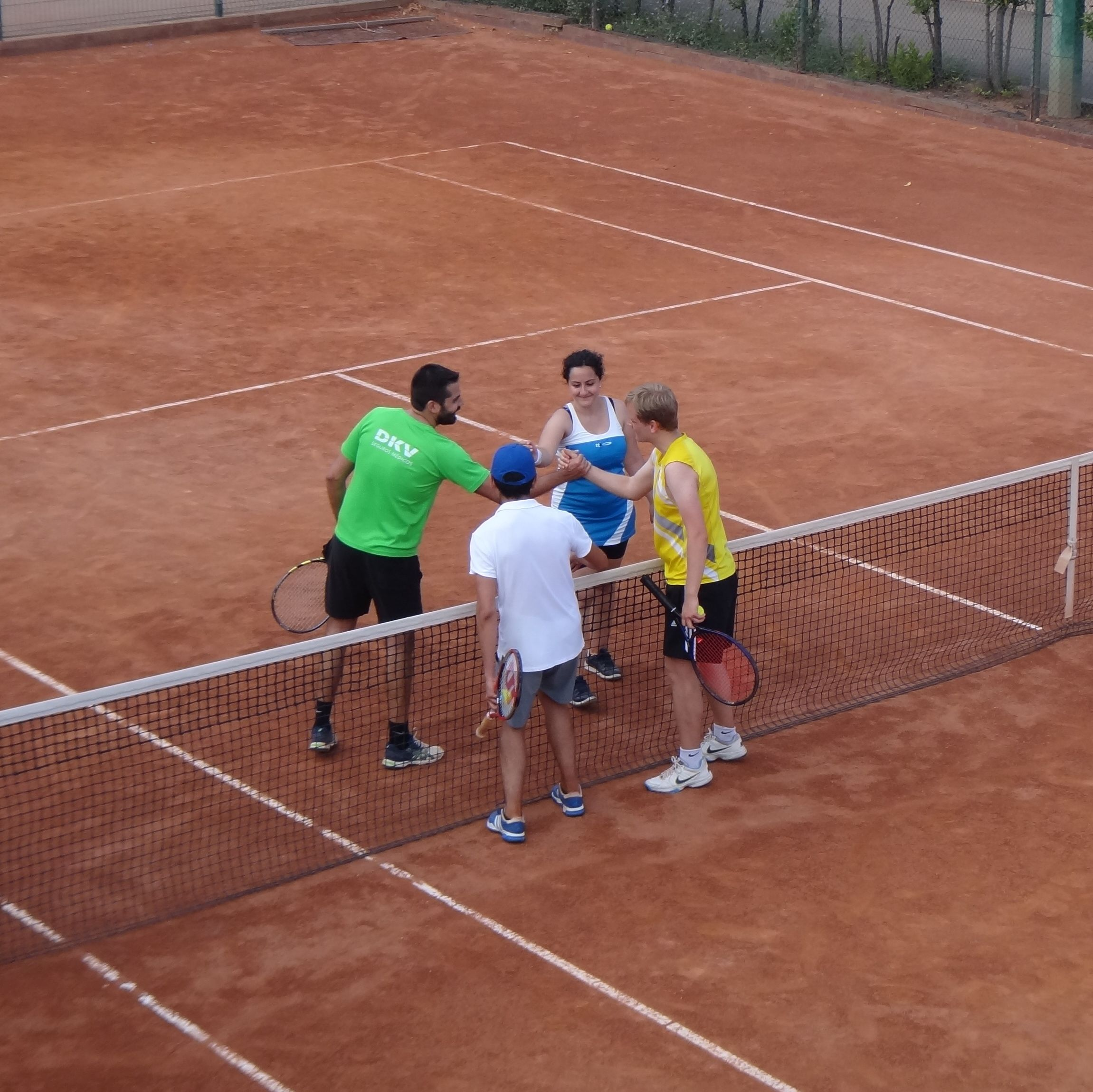 Tennis Players Community in Barcelona