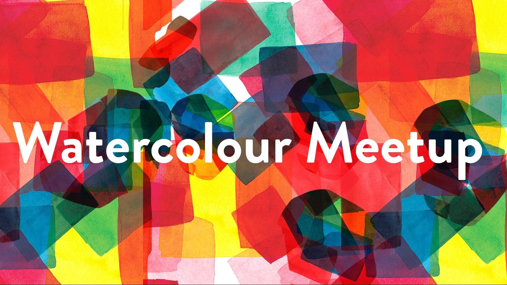 Watercolour Meetup