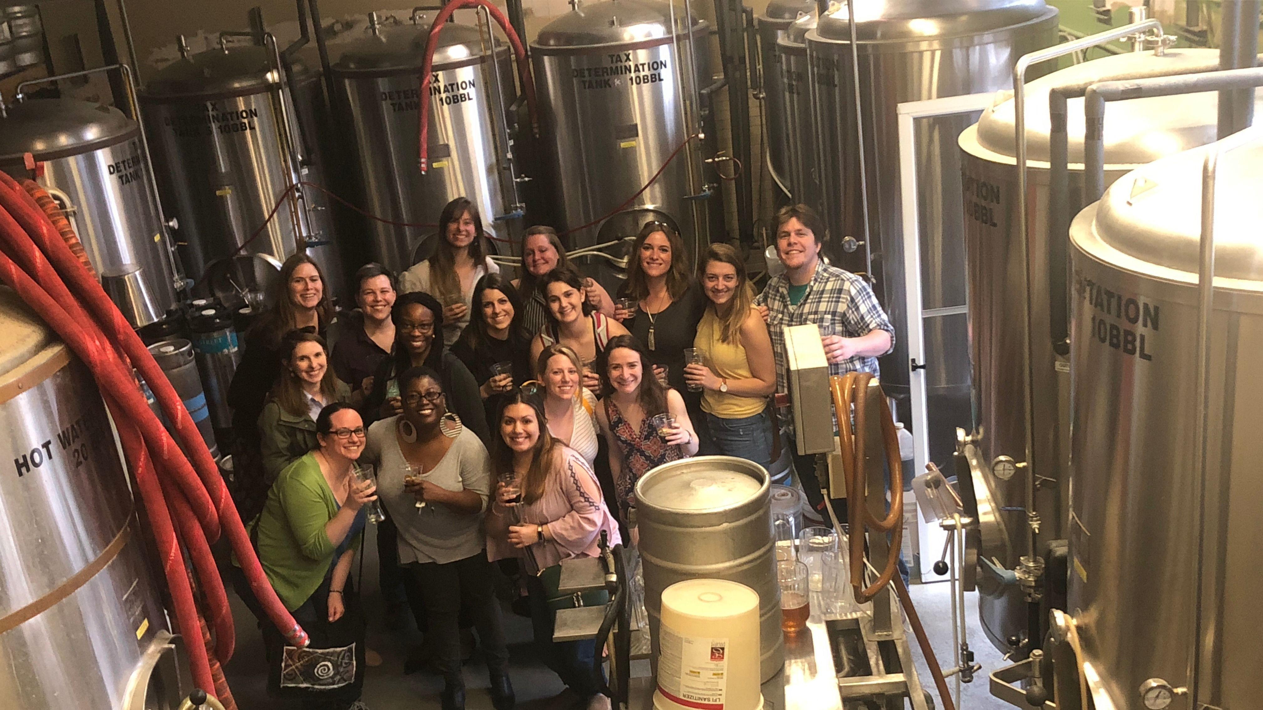 Beer Necessities (Women Who Love Beer) - Philadelphia
