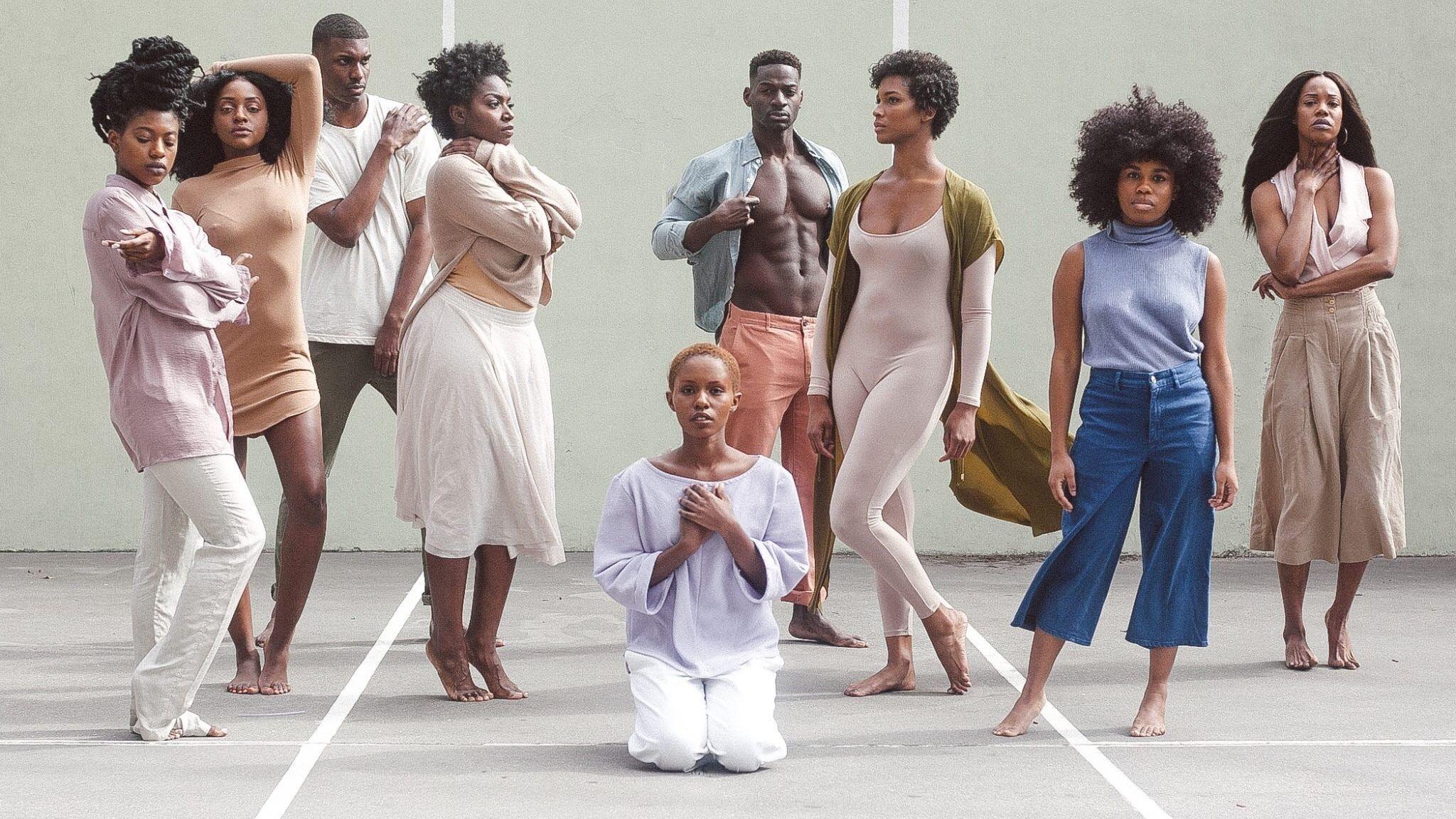 Black and Brown African  Entrepreneur