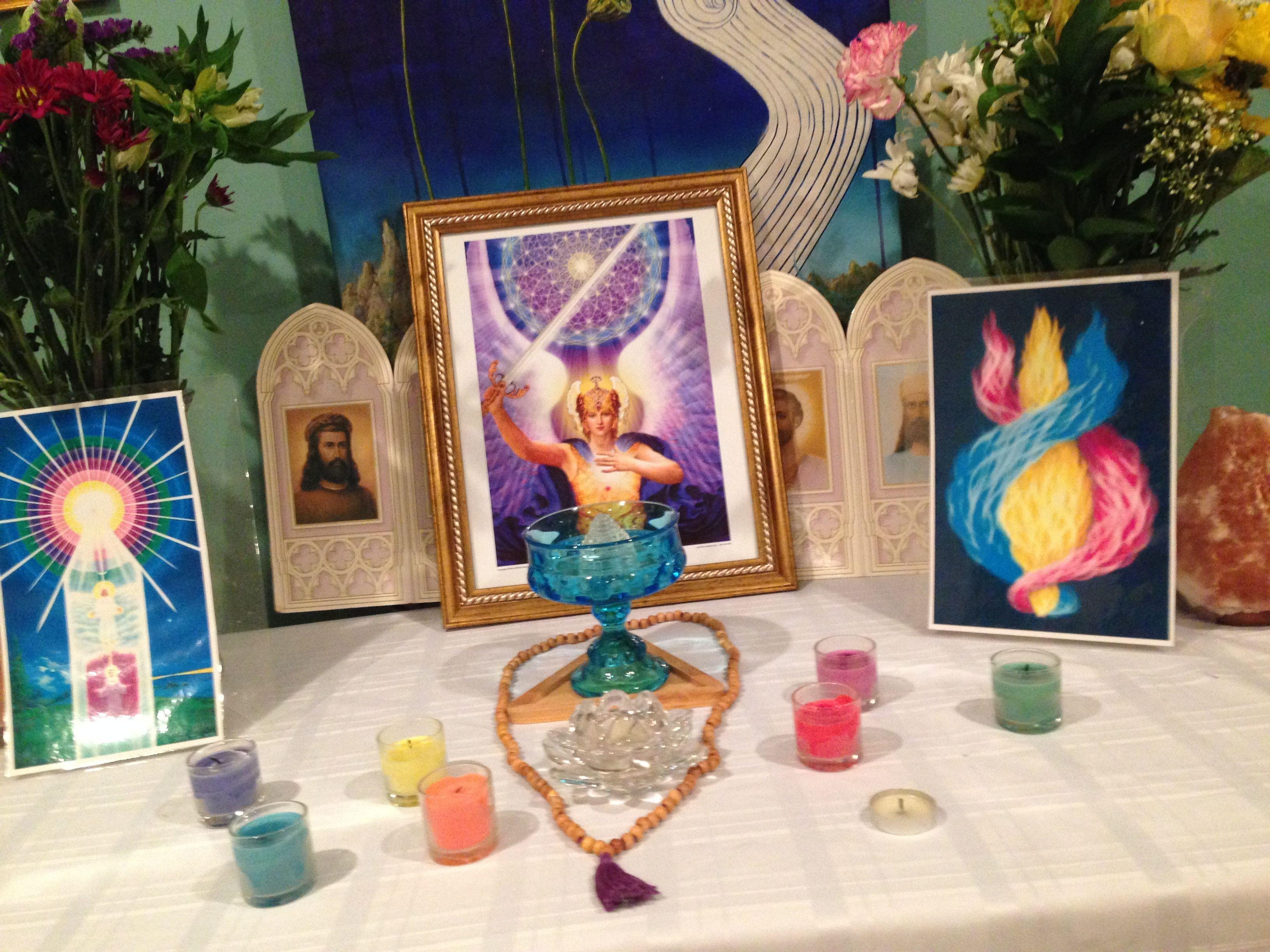 Being One Center: For Spiritual Studies & Universal Healing