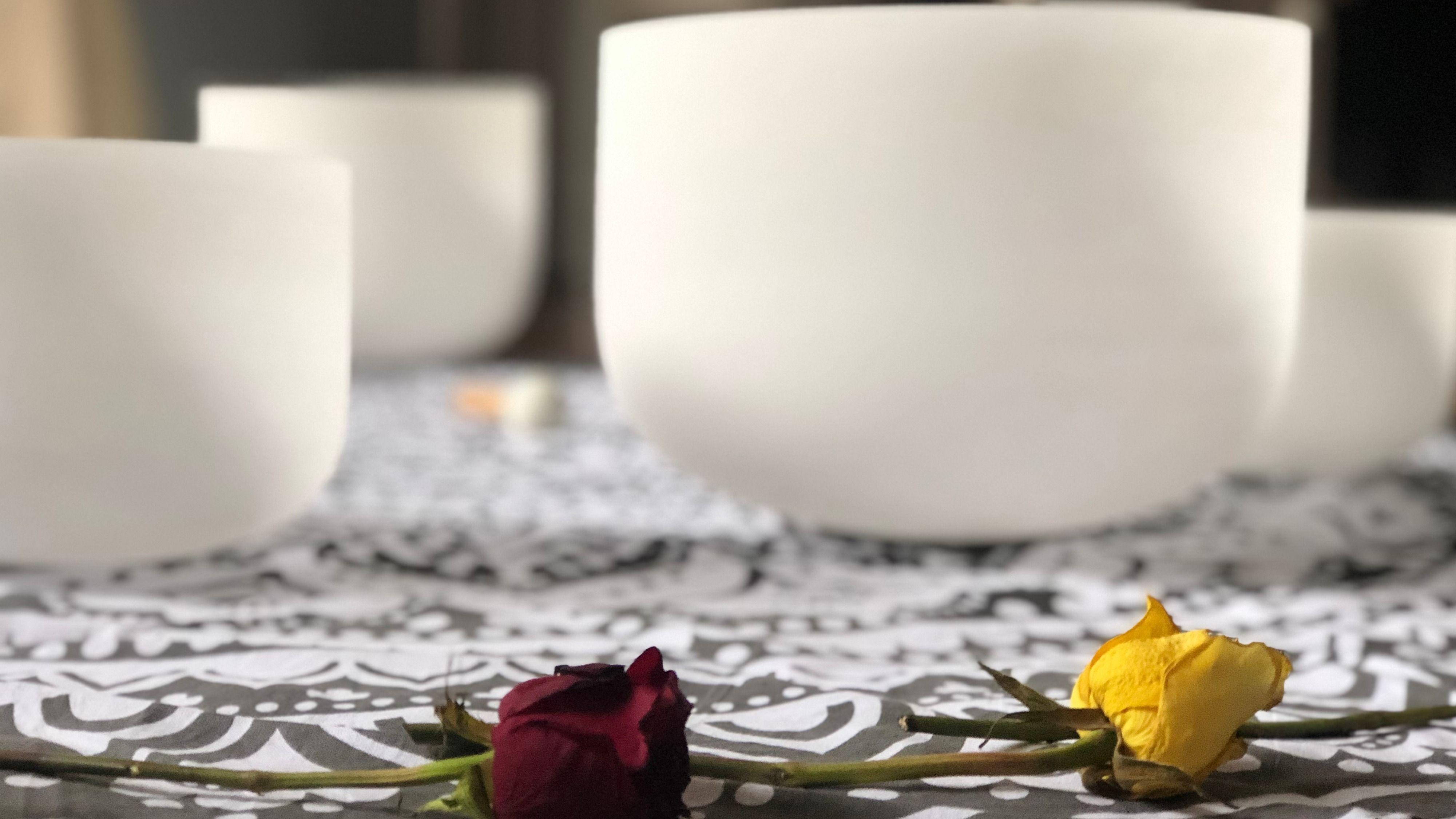 Crystal Bowls Meditation (Sound Healing)