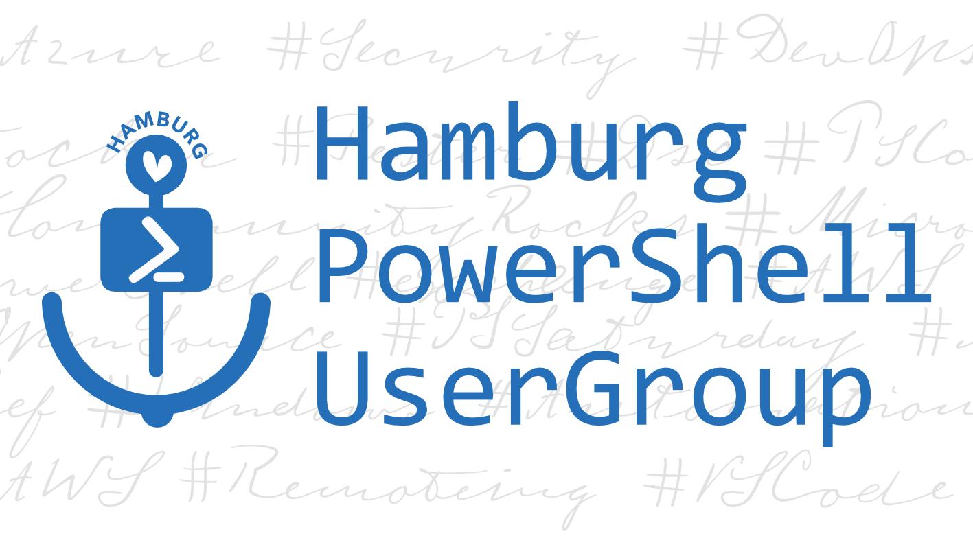 Hamburg PowerShell User Group