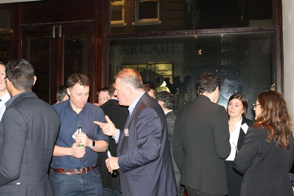 London Built Environment Property Sector Networking ...