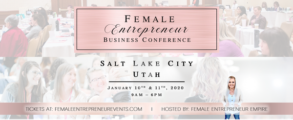Female Entrepreneur Business Conference | Meetup